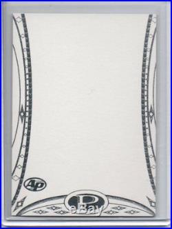 2014 Marvel Premier BLANK ARTIST PROOF AP SKETCH Card #d 1/1