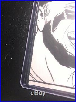2019 Topps Update Fernando Tatis Jr. Sketch Card 1/1 Artist
