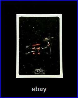 2020 Topps Star Wars Mandalorian Artist Sketch Card Angel S. Aviles! Wow