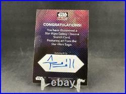 2021 Topps Chrome Star Wars Galaxy C3po Artist Sketch Card 1/1 One Of One